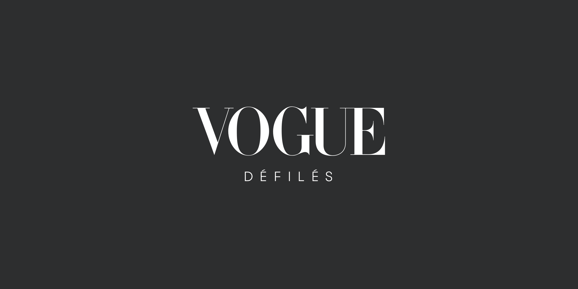 Défilés | Vogue Paris